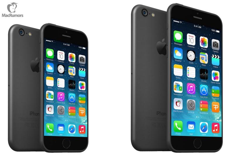 iPhone 6 daha ince, daha büyük ve daha farklı olacak!