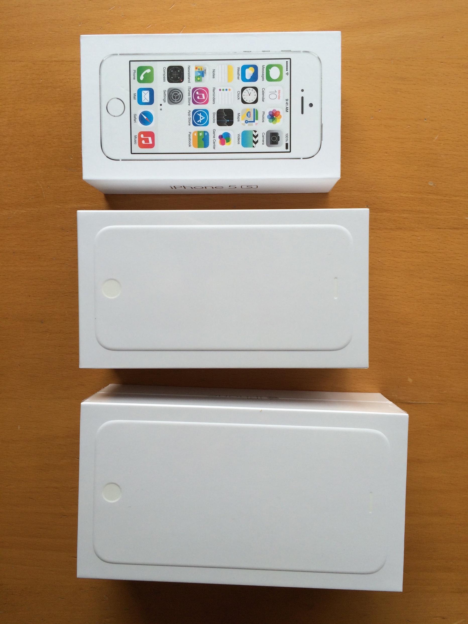 iPhone 6 ve 6 Plus ilk Türkçe kutu açılımı ve görsel inceleme