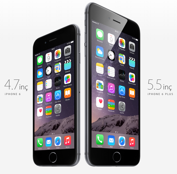 iPhone 6, iPhone 6 Plus Türkiye fiyatlarıyla ve Apple Watch karşınızda!