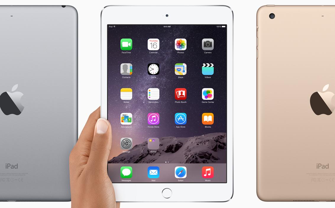 iPad Air 2, iPad mini 3, iMac 5K Retina, yeni Mac Mini karşınızda!