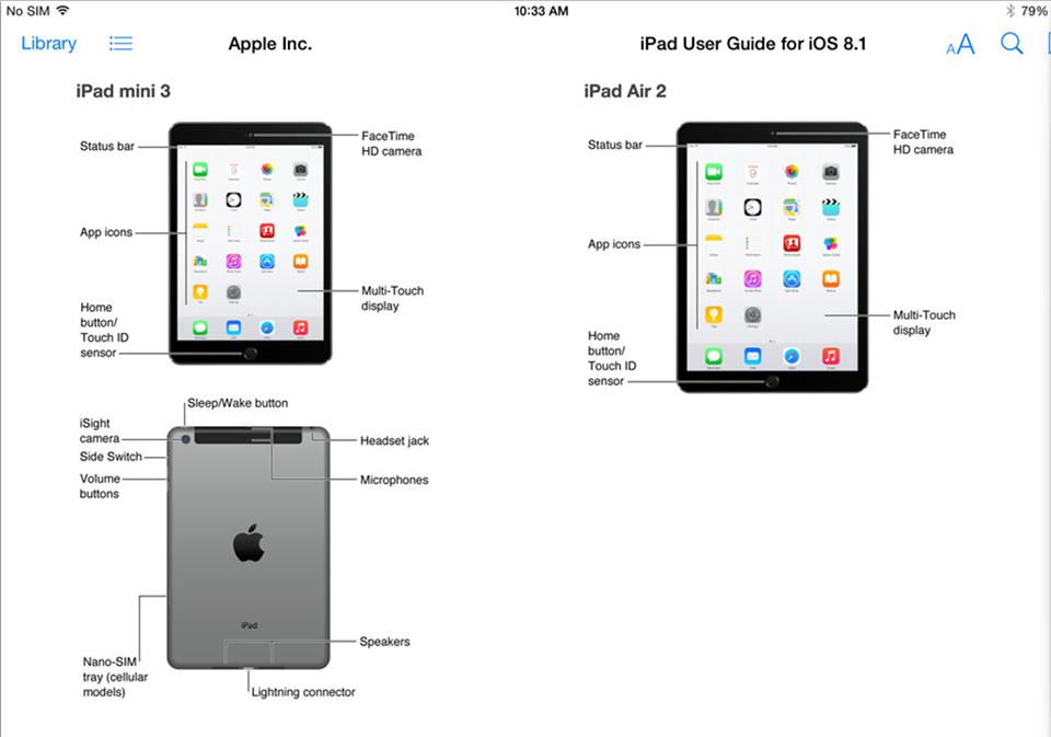 iPad Air 2, iPad mini 3 ve daha fazlası bugün tanıtılıyor!