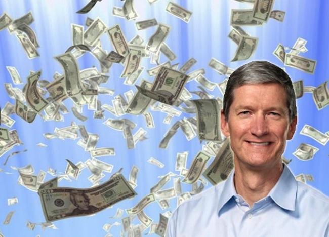 Apple dün dünya finansal tarihinin en büyük karını açıkladı!