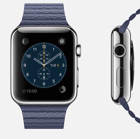 Apple Watch Amerika'da Nisan ayında çıkıyor..