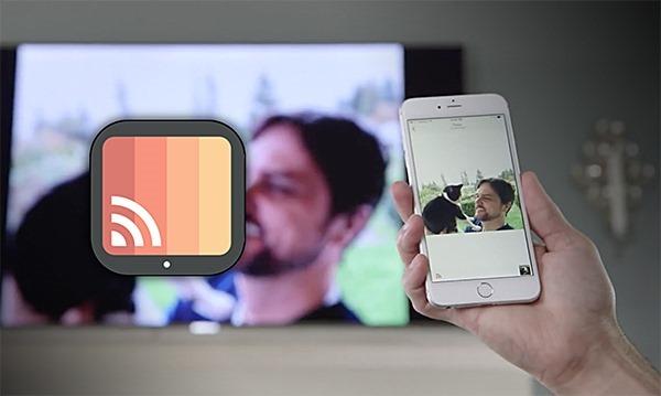 AllCast ile fotoğraf, video ve müziklerini anında Televizyona aktar