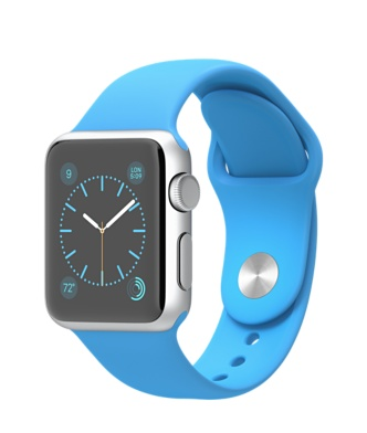 Apple-Watch-38mm-Silver-Aluminum-Case-with-Blue-Sport-Band