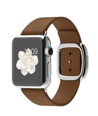 Apple-Watch-38mm-Stainless-Steel-Case-with-Brown-Modern-Buckle