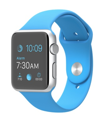 Apple-Watch-42mm-Silver-Aluminum-Case-with-Blue-Sport-Band