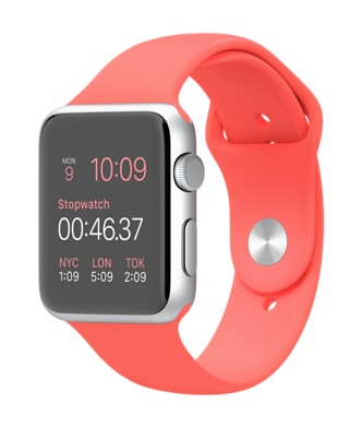Apple-Watch-42mm-Silver-Aluminum-Case-with-Pink-Sport-Band