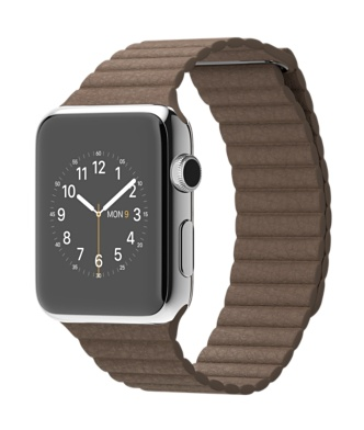 Apple-Watch-42mm-Stainless-Steel-Case-with-Light-Brown-Leather-Loop