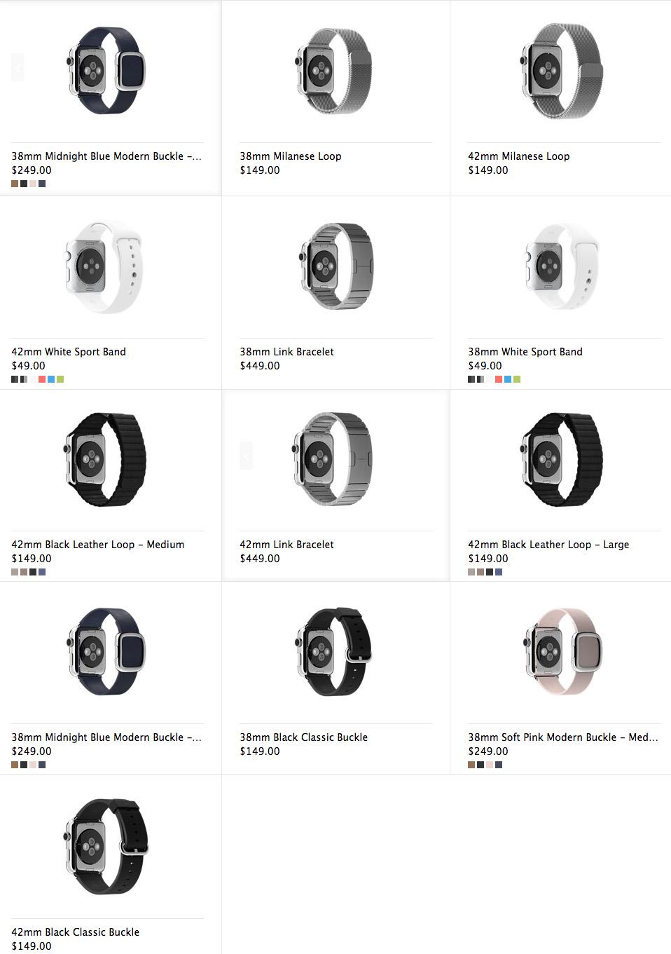 apple-watch-bands-fiyatlar-modeller