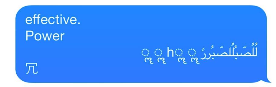 Dikkat: Mesajlarda bulunan iOS güvenlik açığı ve çözümü