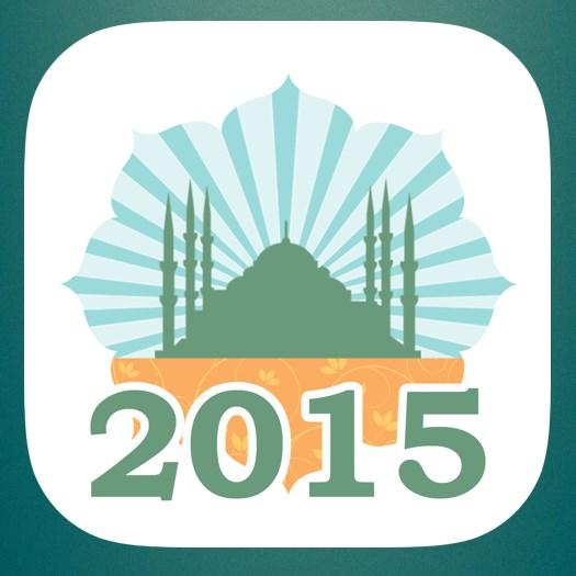 İlk Apple Watch uyumlu 2015 Ramazan İmsakiyesi