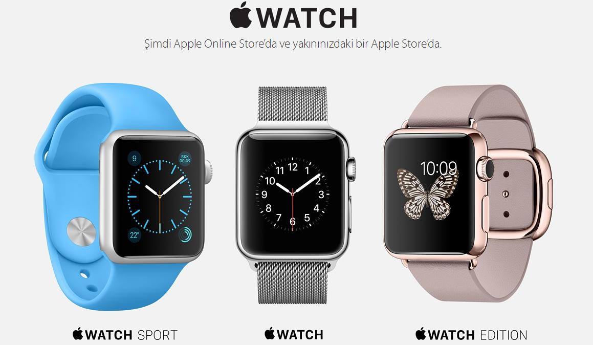 Apple Watch Türkiye'de Resmen Satışta, satın almadan önce hakkında herşey!