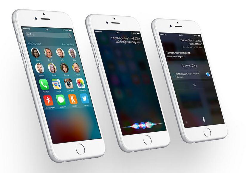 iPhone 6s / 6s Plus En İyi 10 Özellik