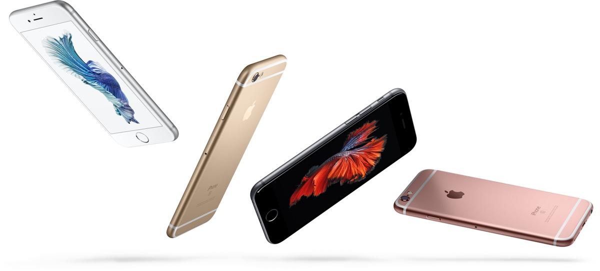 iPhone 6S ve iPhone 6S Plus karşınızda, yanında iPad Pro ve yeni Apple TV