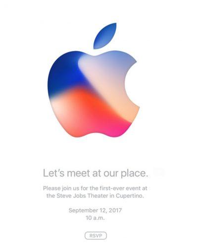 iPhone 8 Lansmanı 12 Eylül'de