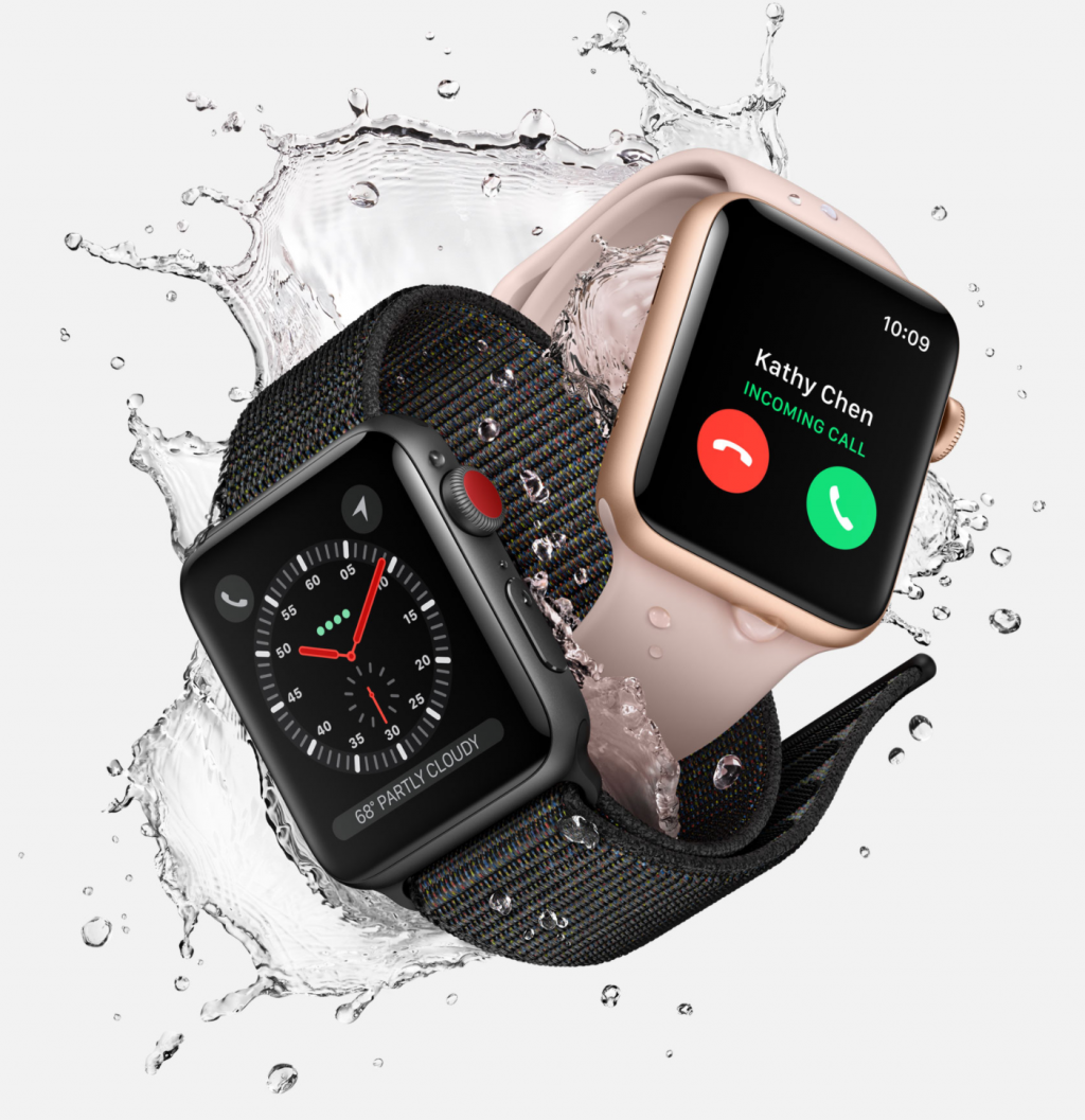 Yeni Apple Watch Series 3 LTE destekliyor