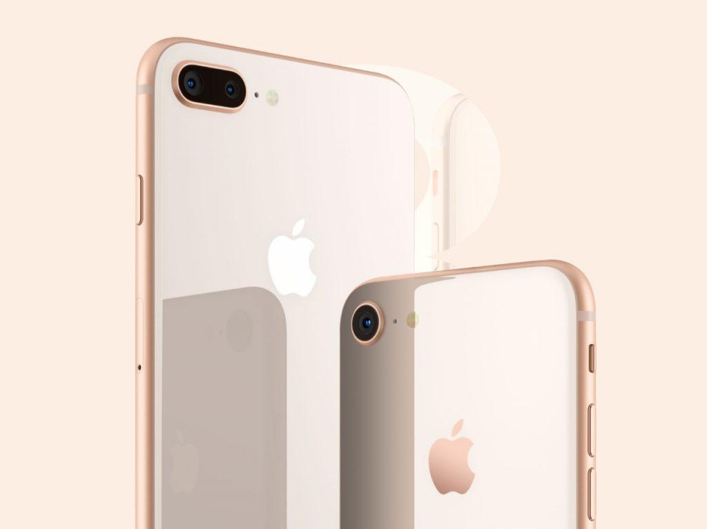 iPhone 8 ve 8 Plus Kablosuz Şarj özelliğiyle tanıtıldı