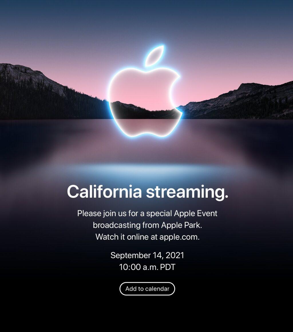 Apple'ın iPhone 13 tanıtım etkinliği 14 Eylül'de gerçekleşecek!